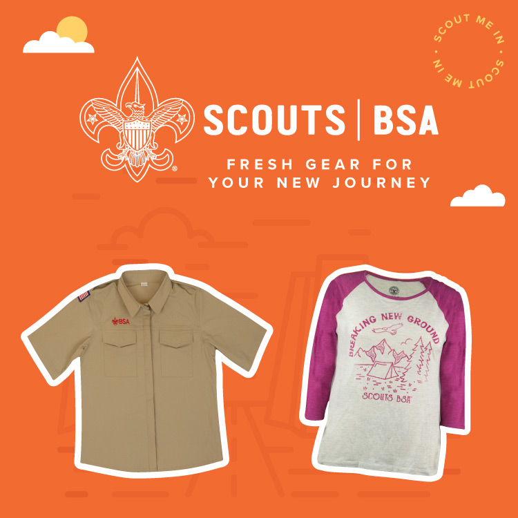 Scouts BSA Collection