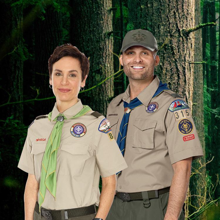 9c275cb88c9 Leaders. Leaders · BSA Boy Scout Leader