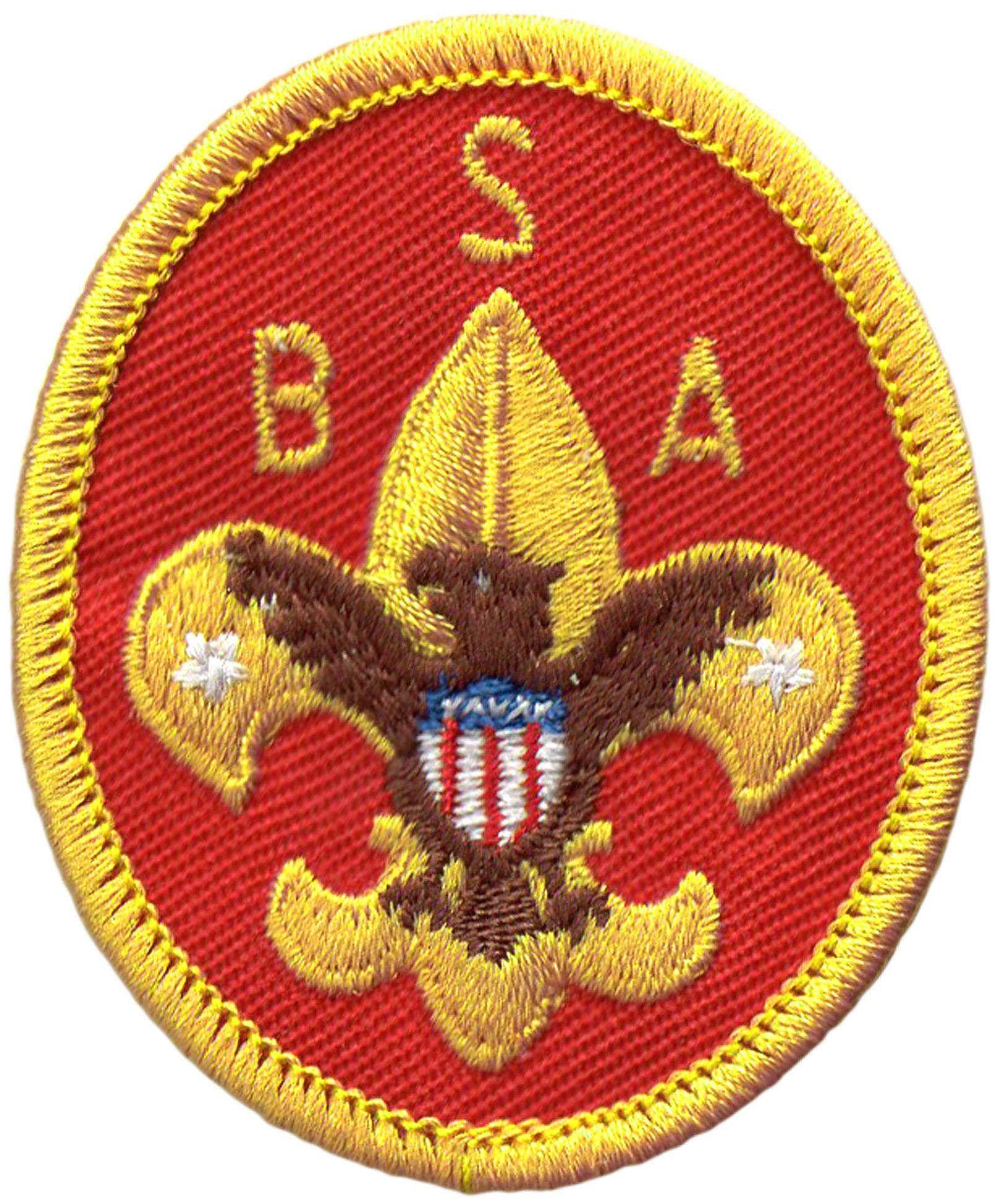 BSA Fleur-De-Lis Jacket Emblem