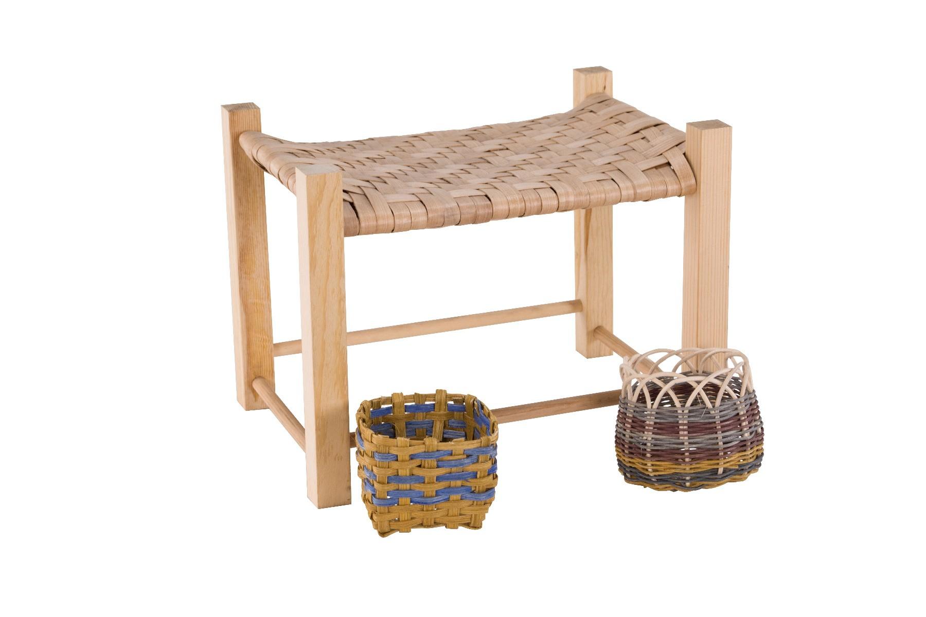 Premium Basket Weaving Merit Badge Craft Kit