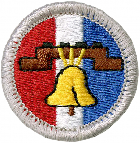 Citizenship in the National Merit | Boy Scouts of America