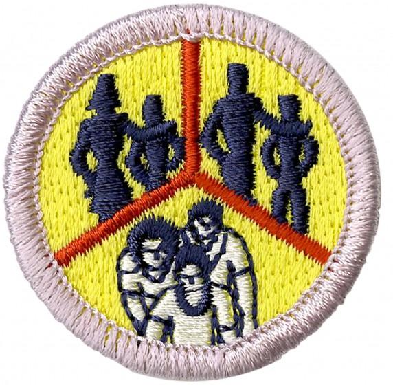 Family Life Merit Badge Emblem | Boy Scouts of America