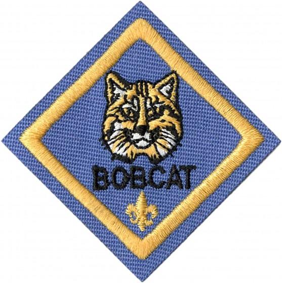 yI BOBCAT Cub Scout rankcollectible patch