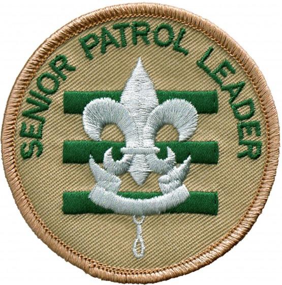 Sr. Patrol Leader Emblem | Boy Scouts of America