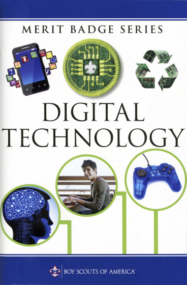 digital technology pamphlet
