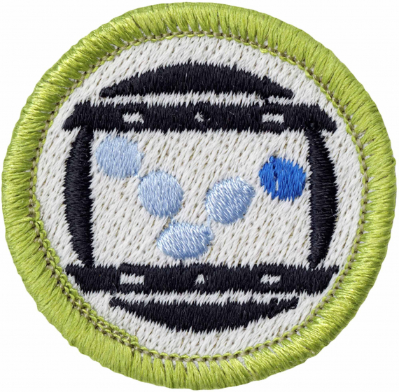 Animation Merit Badge Emblem | Boy Scouts of America