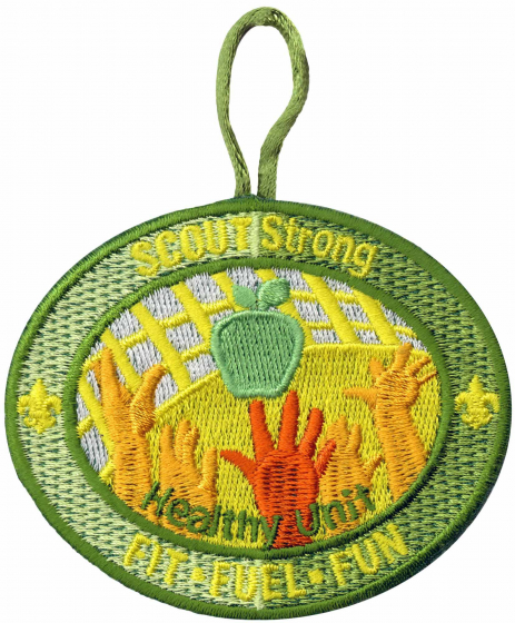 Boy Cub Girl Scouts Embroidered Badge Fun Patch Badge~Boating Fishing