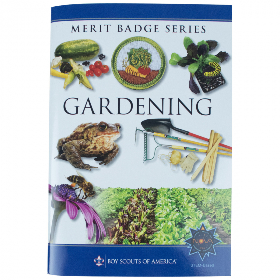 gardening pamphlet