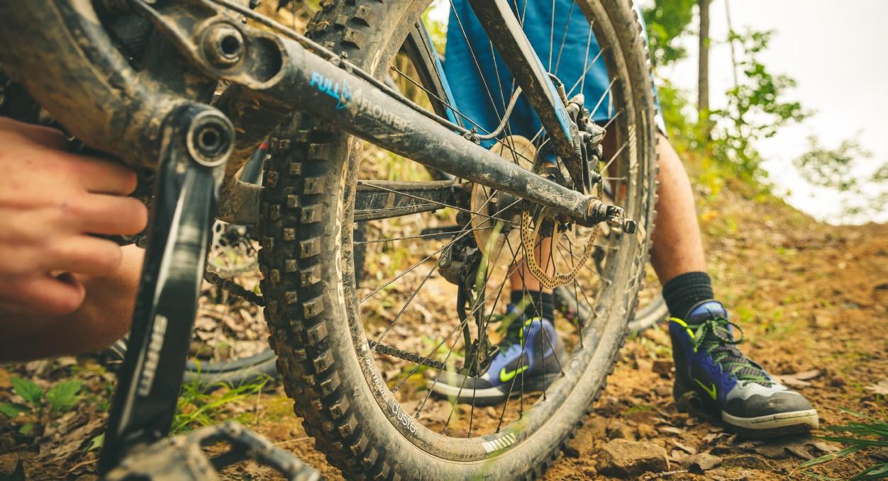 BSA Mountain Biking