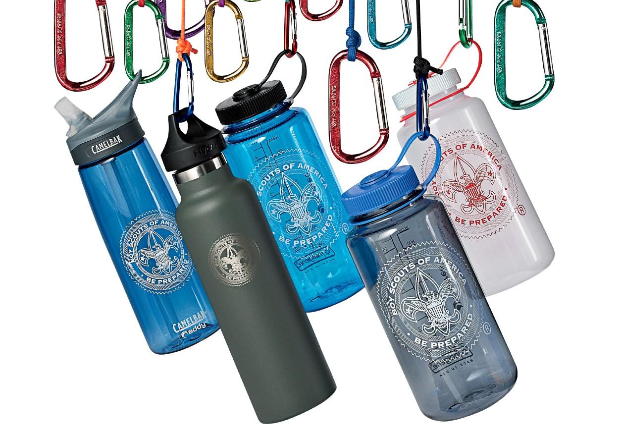BSA Branded Waterbottles