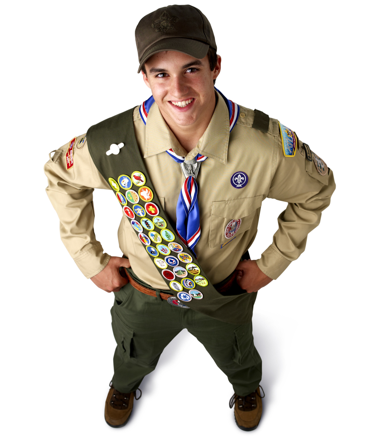 boy scout collection