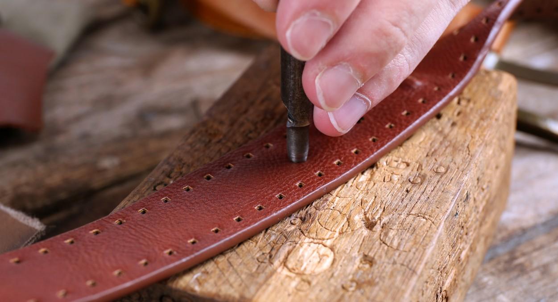 Leather Crafts- Belt