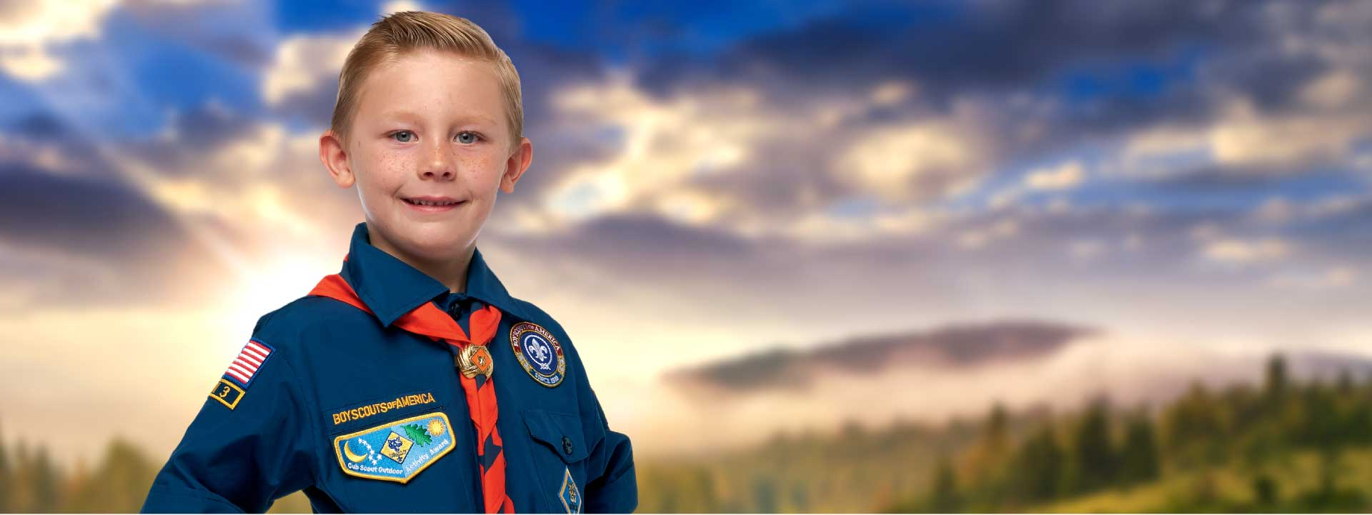 Cub Scout Tiger Banner