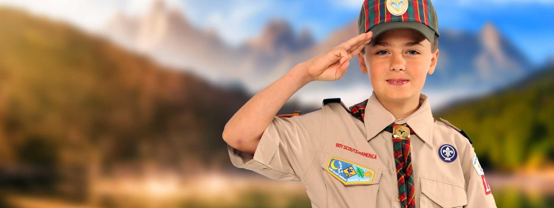 Cub Scout - Webelo
