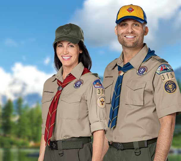 BSA Leader Uniforms