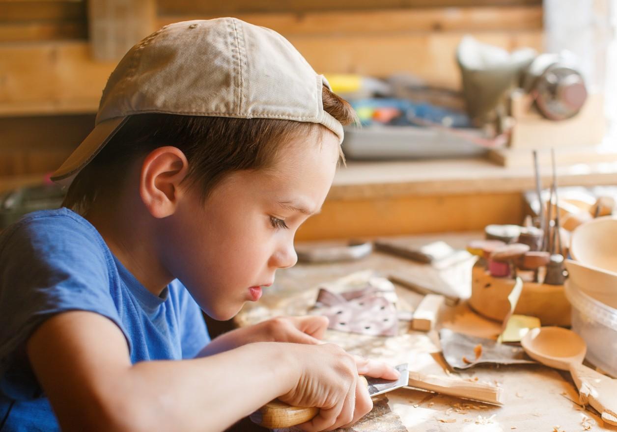BSA Wood Crafts