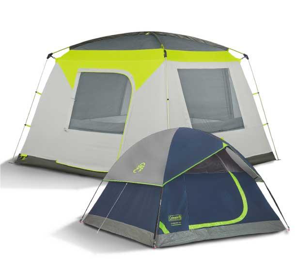 Shop Tents