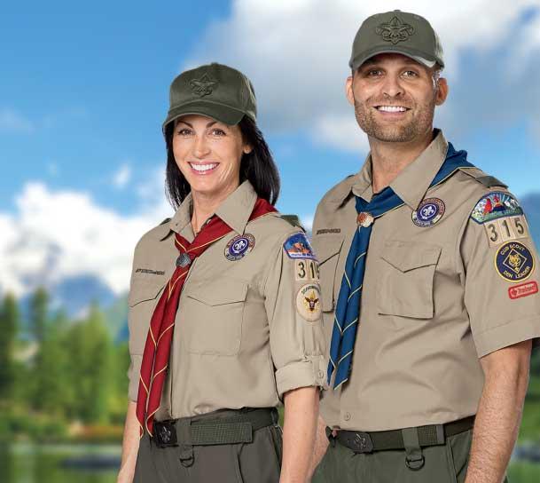 BSA Leader Uniforms