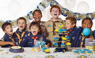 Get everything you need for your Blue & Gold Banquet at ScoutShop.org
