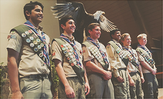 Get everything you need for your Eagle Court of Honor at ScoutShop.org