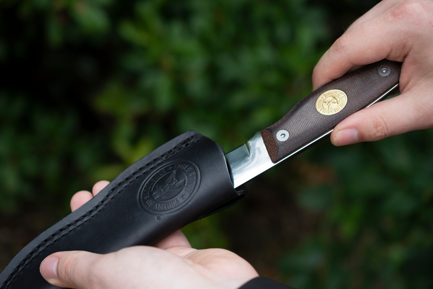 Living the Scout Life - The New Camillus Eagle Scout Knives: Made by