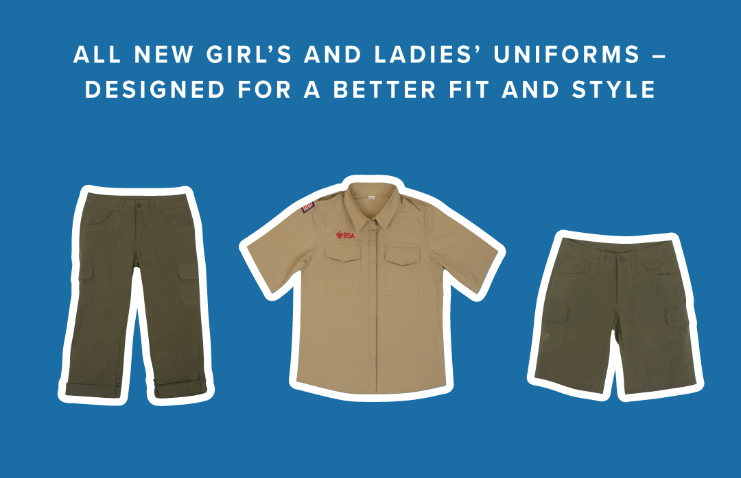 Living the Scout Life - Scouts BSA Uniforms: The Lowdown on